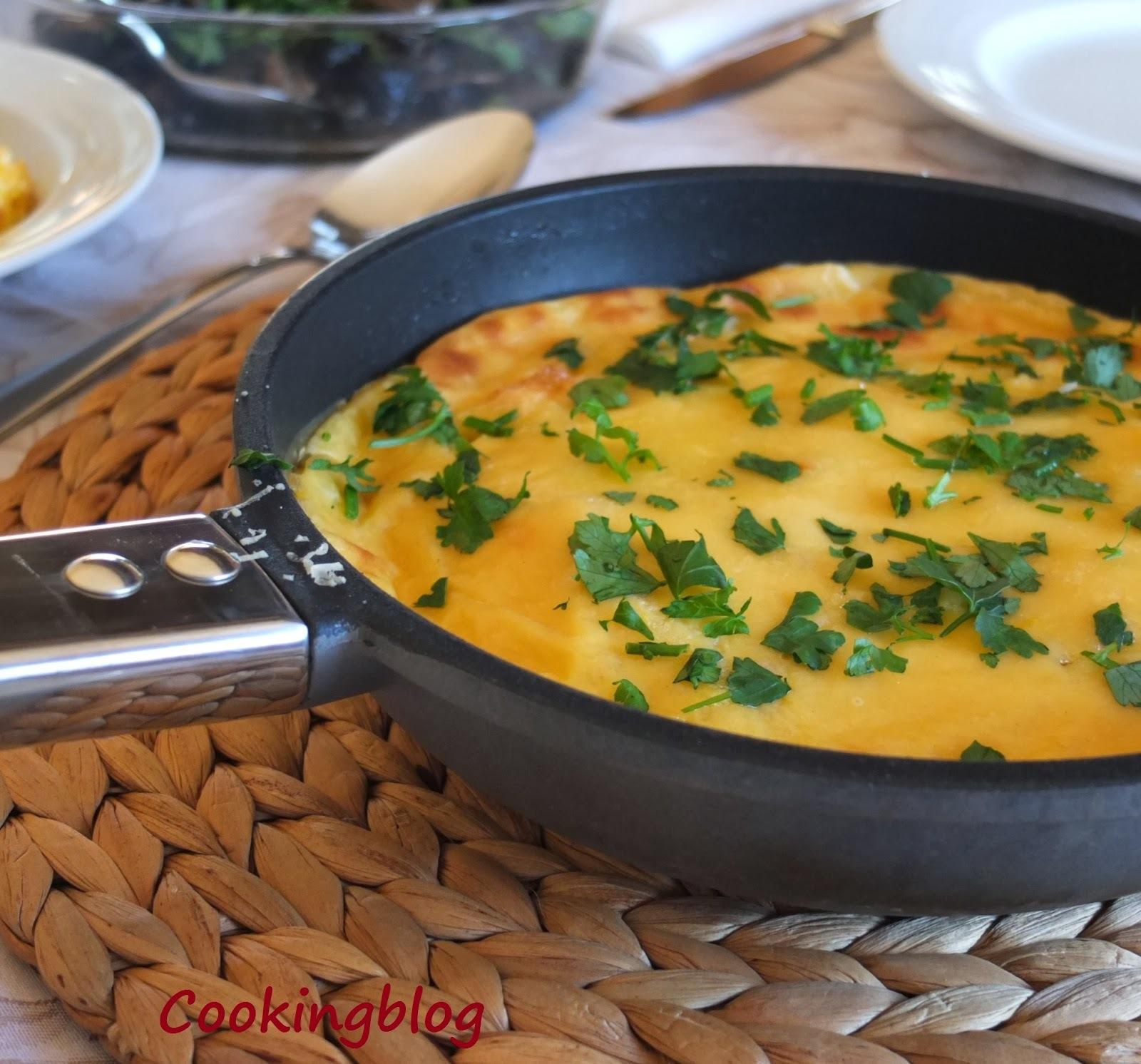 Clássicos da cozinha: omelete Arnold Bennett | Culinary classics: Arnold Bennett omelette