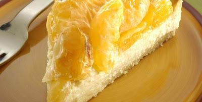 Torta de Tangerina Diet