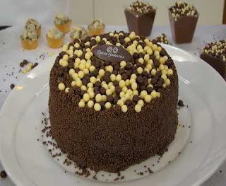 brigadeiro de bolo