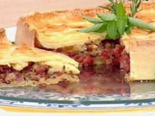 Torta de Linguiça