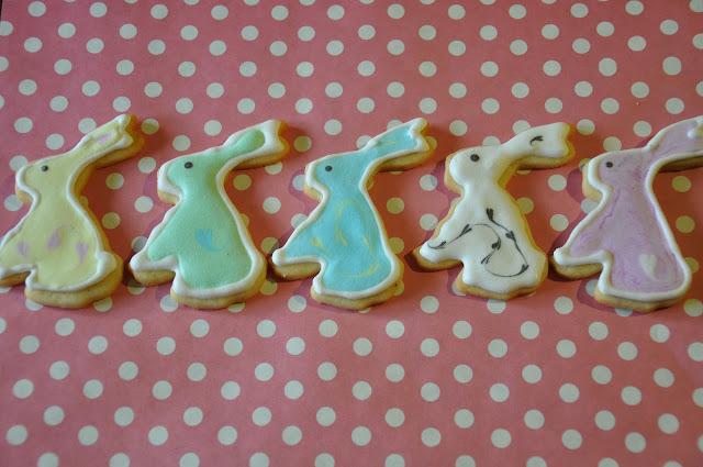 Galletitas para Pascuas