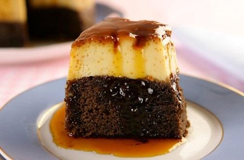 untar forma para bolo pudim