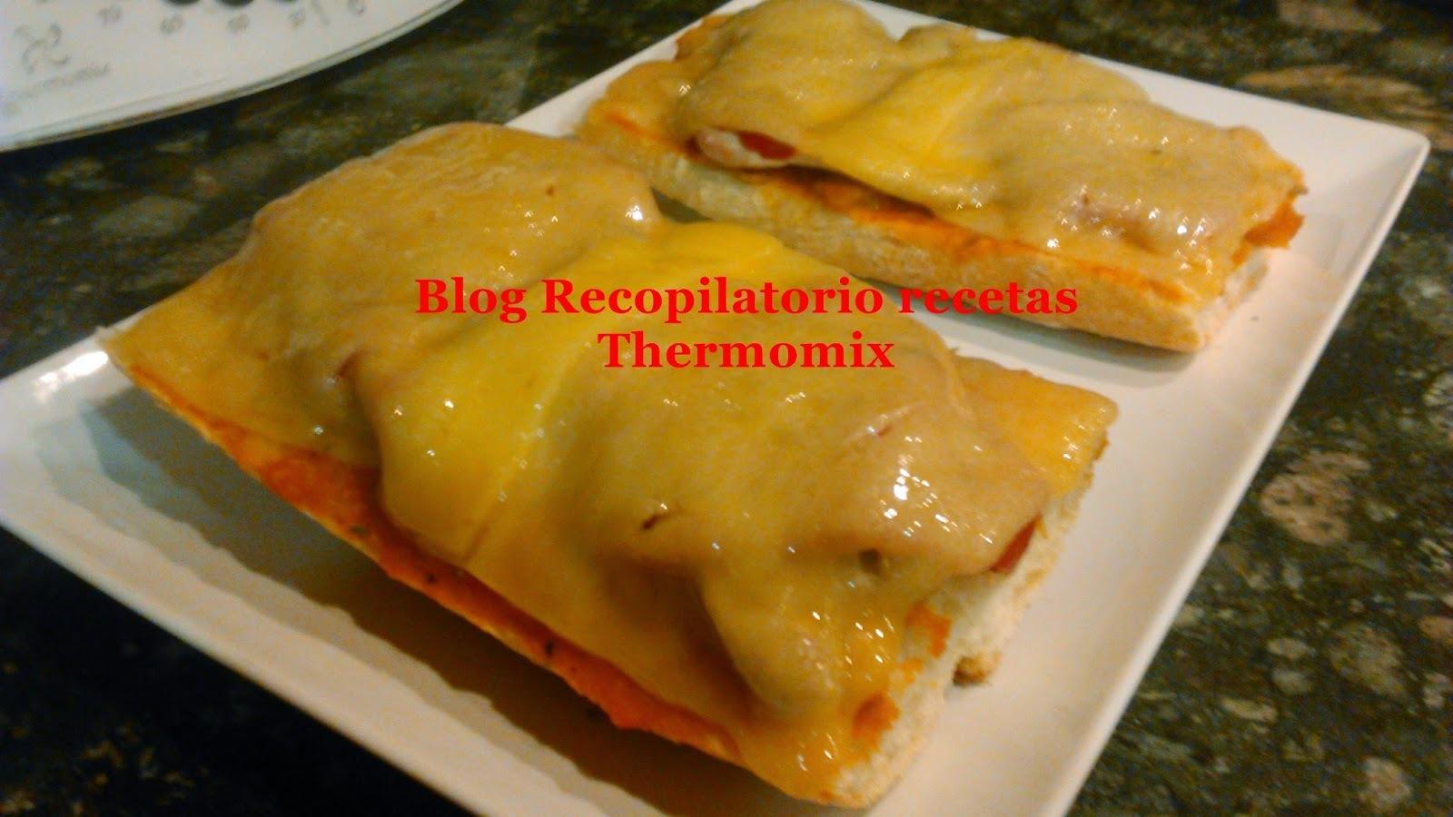 Alpargartas con thermomix