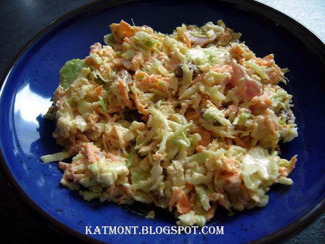 Salada de repolho ou Coleslaw