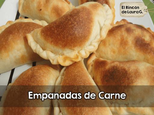Empanadas de Carne • Empanadillas de Ternera