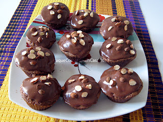 Cobertura (glaseado) de chocolate