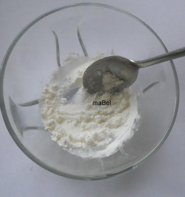 Levadura quimica casera