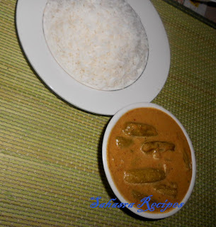 Gutti Dondakaya/Stuffed Tindora Curry