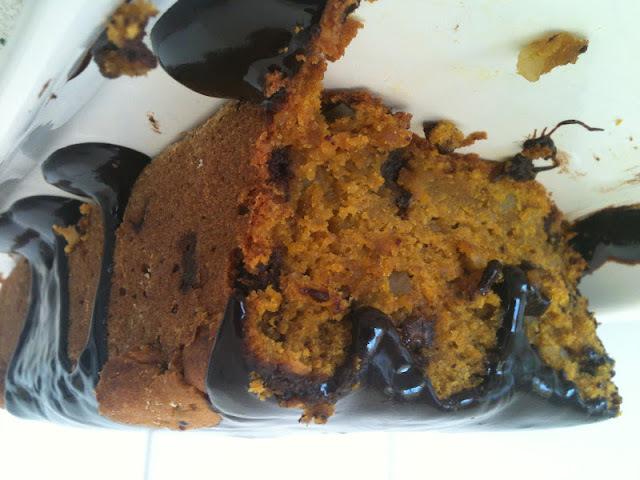 bolo de abobora amendoa simples