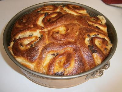 Chinois - francúzsky koláč