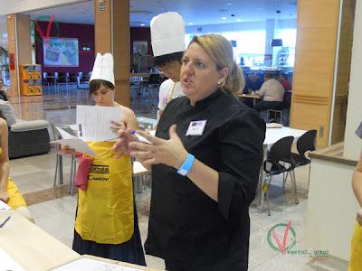 Taller de cocina italiana con Cocinoterapia
