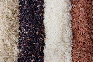 arroz indiano com ervas