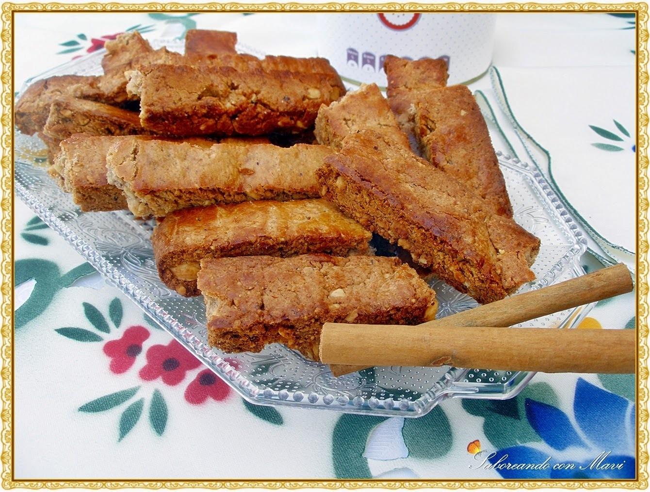 Palitos de avellanas (sin azúcar)