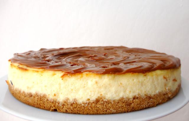 Cómo hacer la verdadera New York Cheesecake