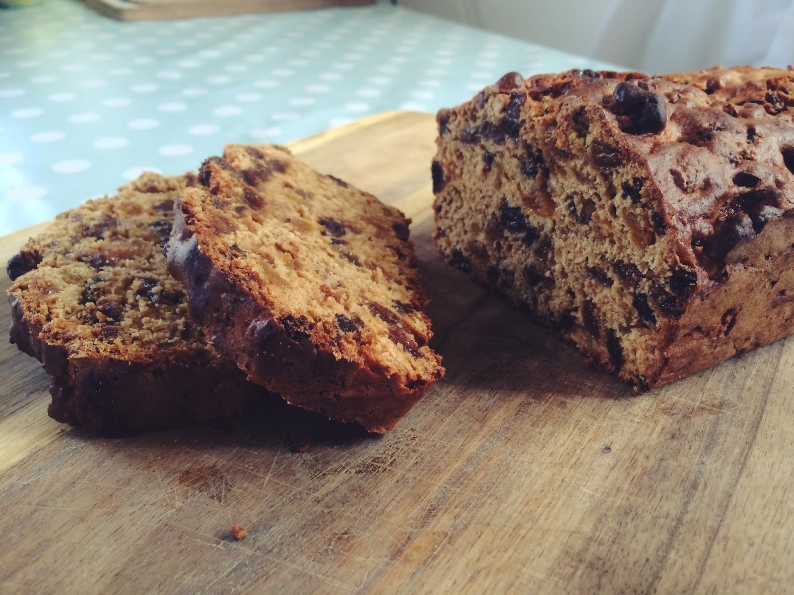 yorkshire tea loaf cake recipe