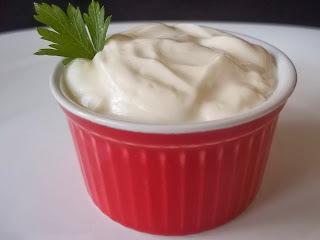 decoracao de salada de maionese