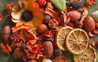 arvore de natal de frutas passo a passo