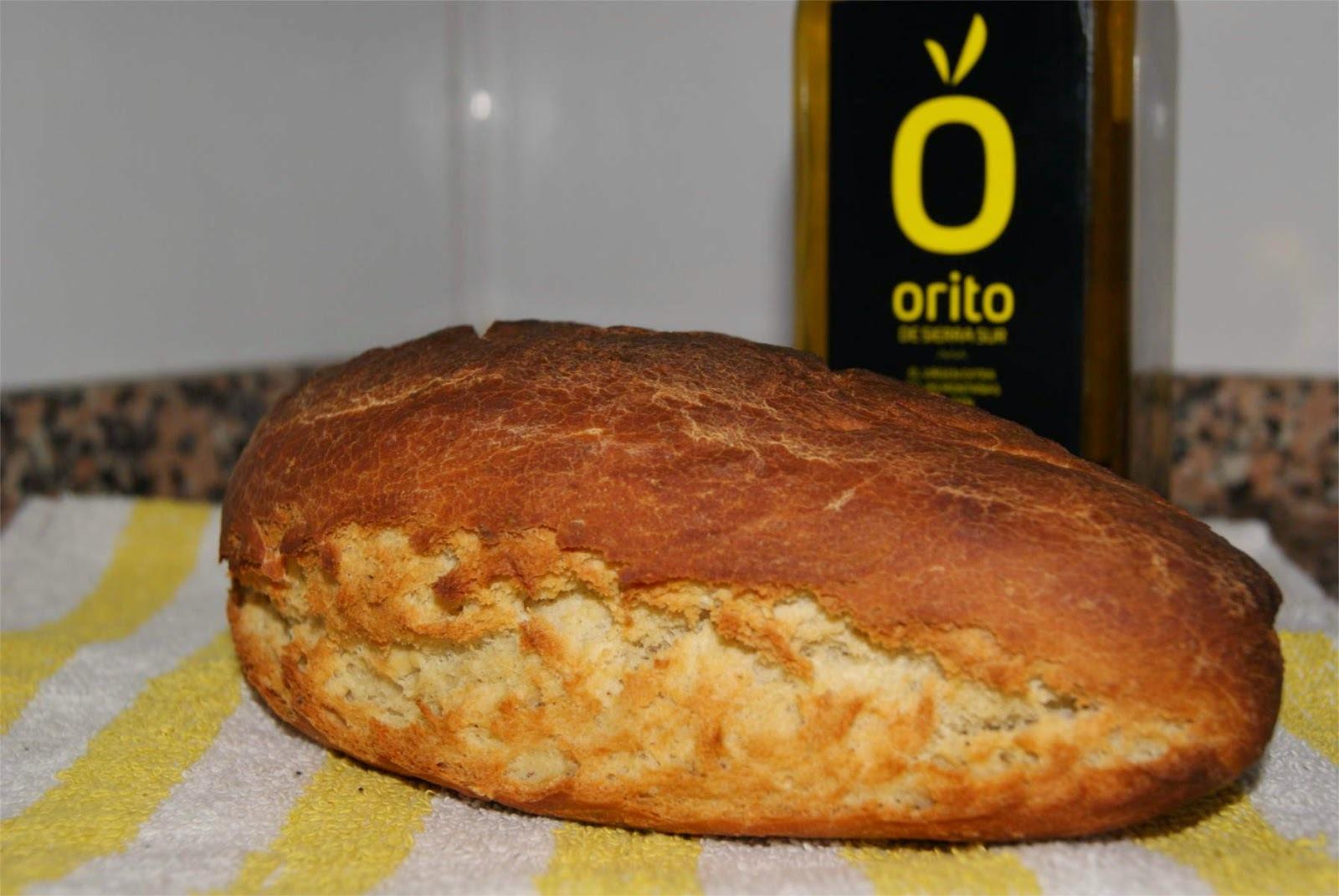 Pan de aceite, receta fácil de pan