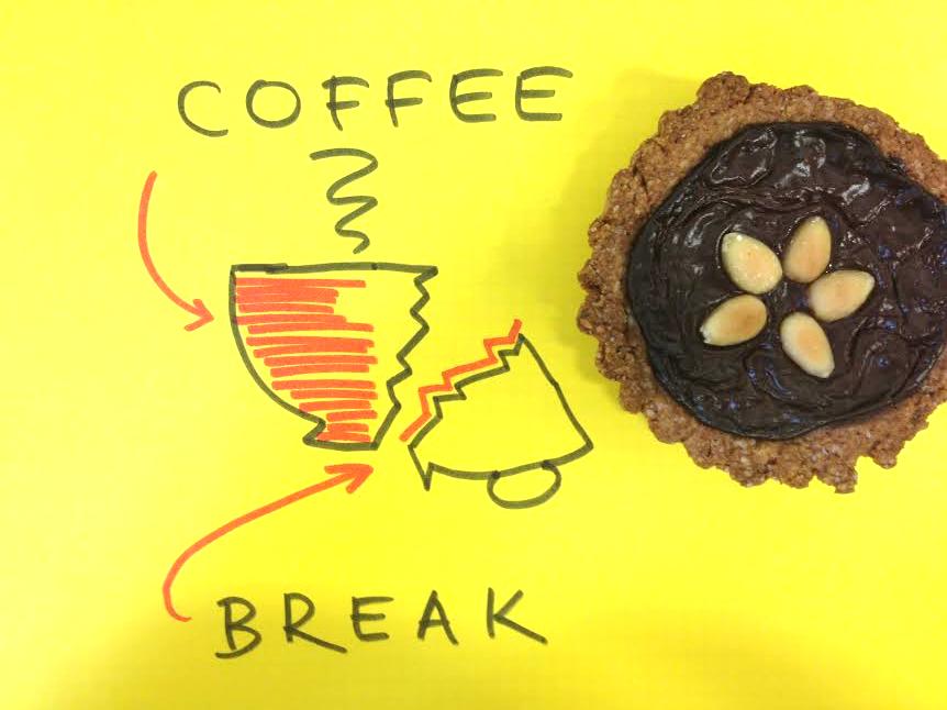 Kávové tartaletky