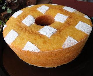 bolo de farinha de trigo batido na mao