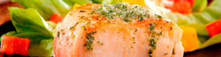 peixe grelhado na panela antiaderente