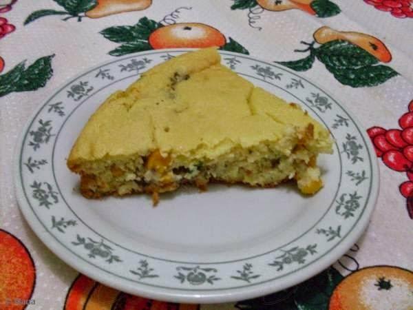 Torta de Sobra de Arroz