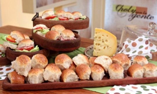 Pancitos de queso faciles y economicos