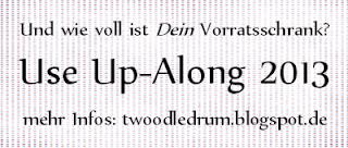 Use up Along 2013 - Klappe, die Zweite