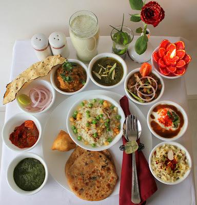 Punjabi Thaali