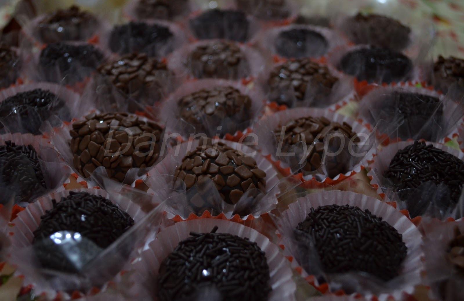 de brigadeiro gourmet chocolandia
