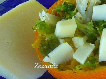 Salata od karfiola i brokule