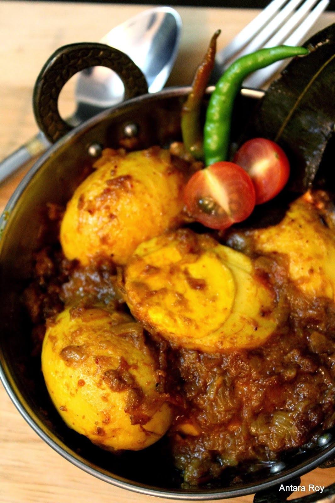 Hansher Dim Kosha- Duck Eggs Fry