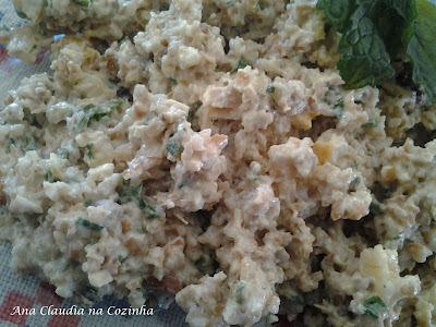 Salada Marroquina By Iracema Teixeira