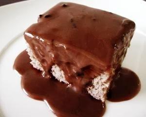 Bolo de chocolate Polonês