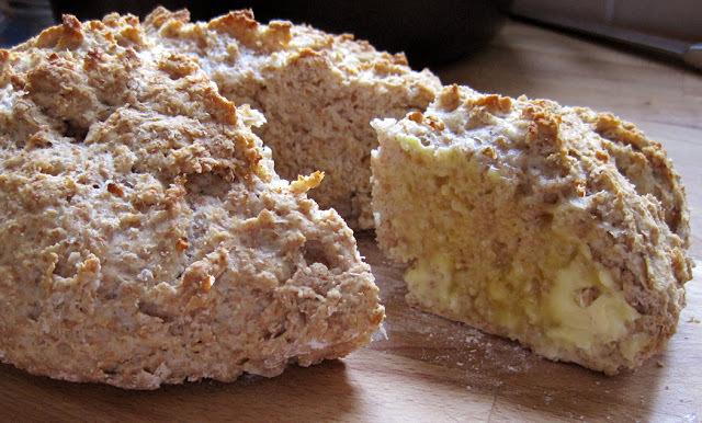 Quick Soda Bread - Nigel's Lazy Loaf