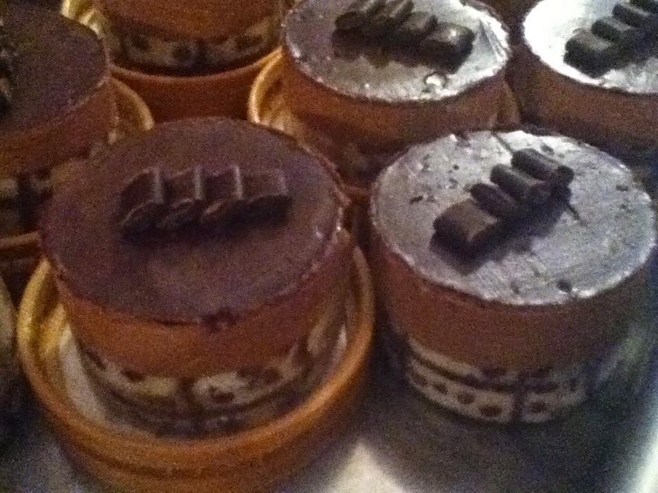 Gâteau mousse au chocolat (Chocolate Mousse Cake)