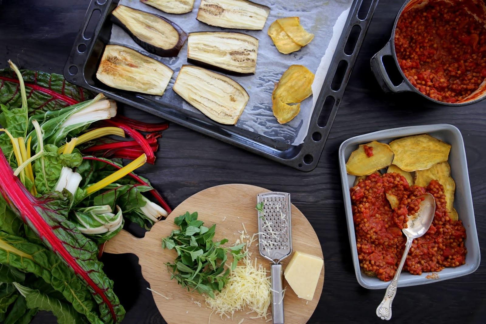 eggplant lasagna nz