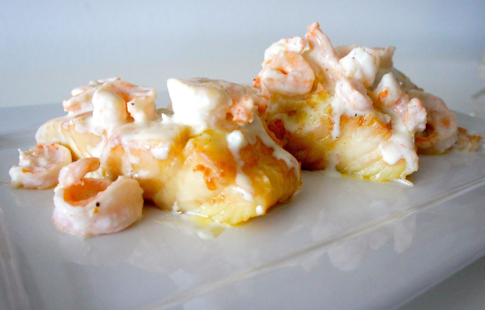 bacalhau fresco ao forno com molho branco