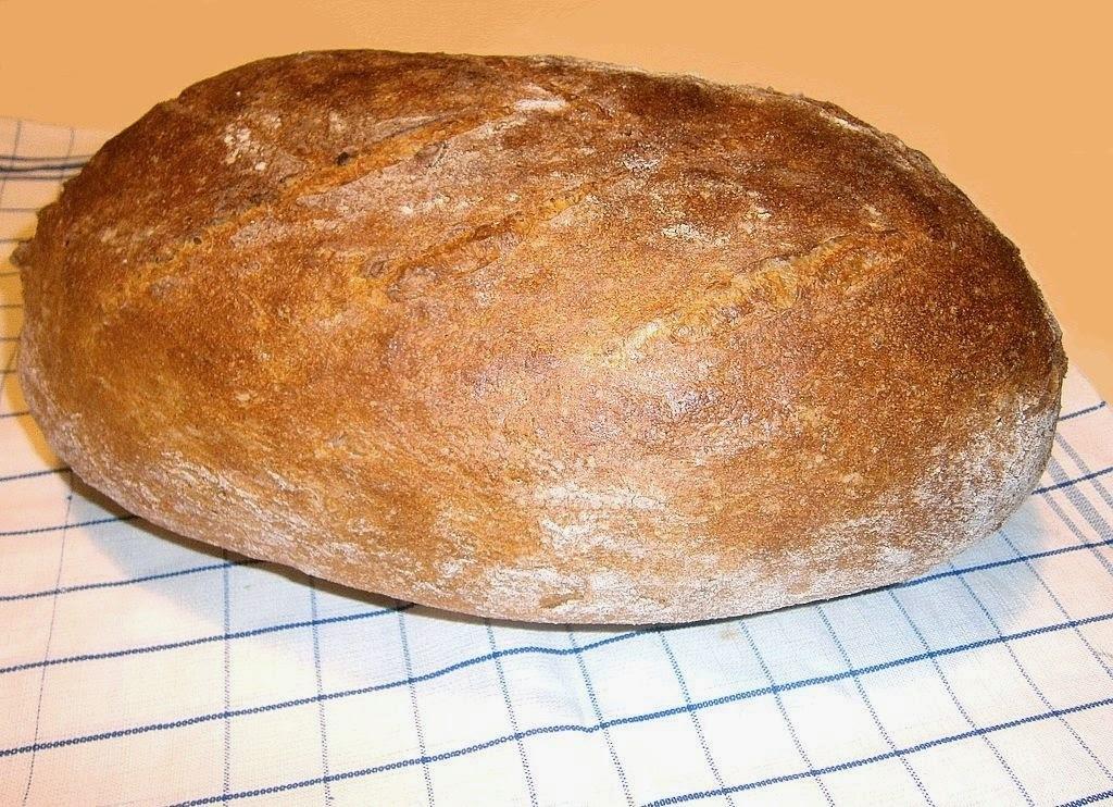 Náš domáci obľúbený chlieb