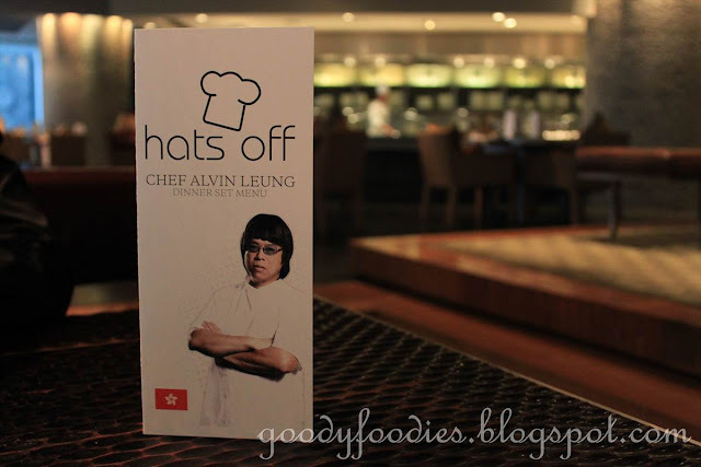 Hats Off with Bo Innovation's Chef Alvin Leung @ The Westin KL