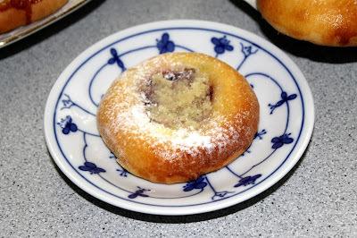 posýpka na moravské koláče