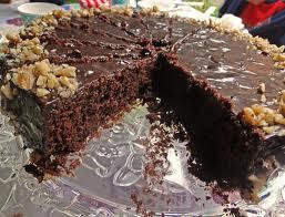como deixar o bolo branco molhado