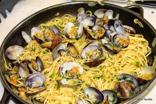 Espaguetis marineros
