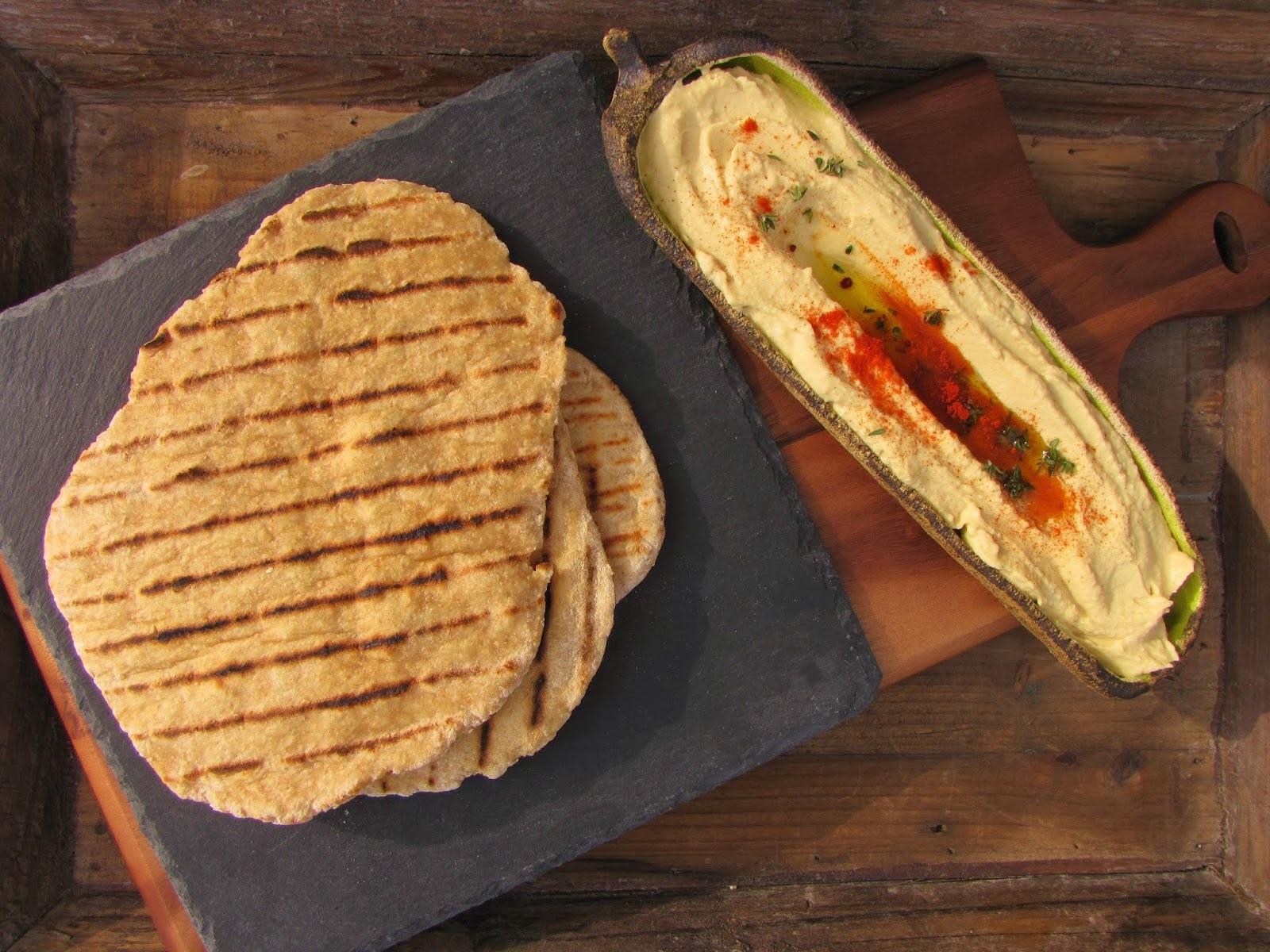 taboon flatbread