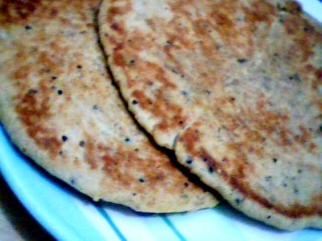 INDIAN HONEY BREAD - SHAHED KI ROTI