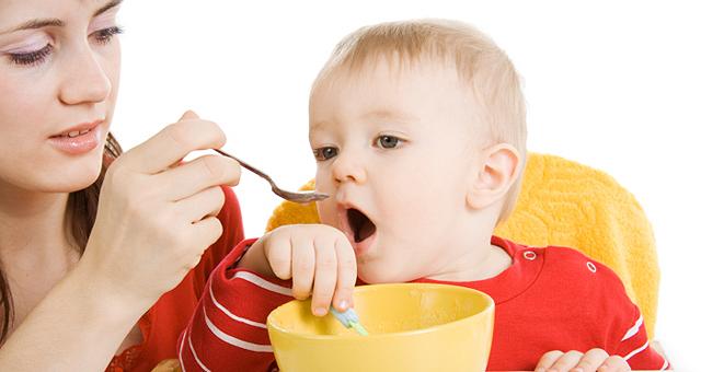 Introdução dos Alimentos para os bebês