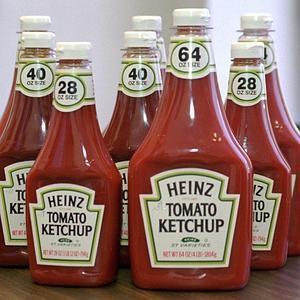 Ketchup Heinz Caseiro II