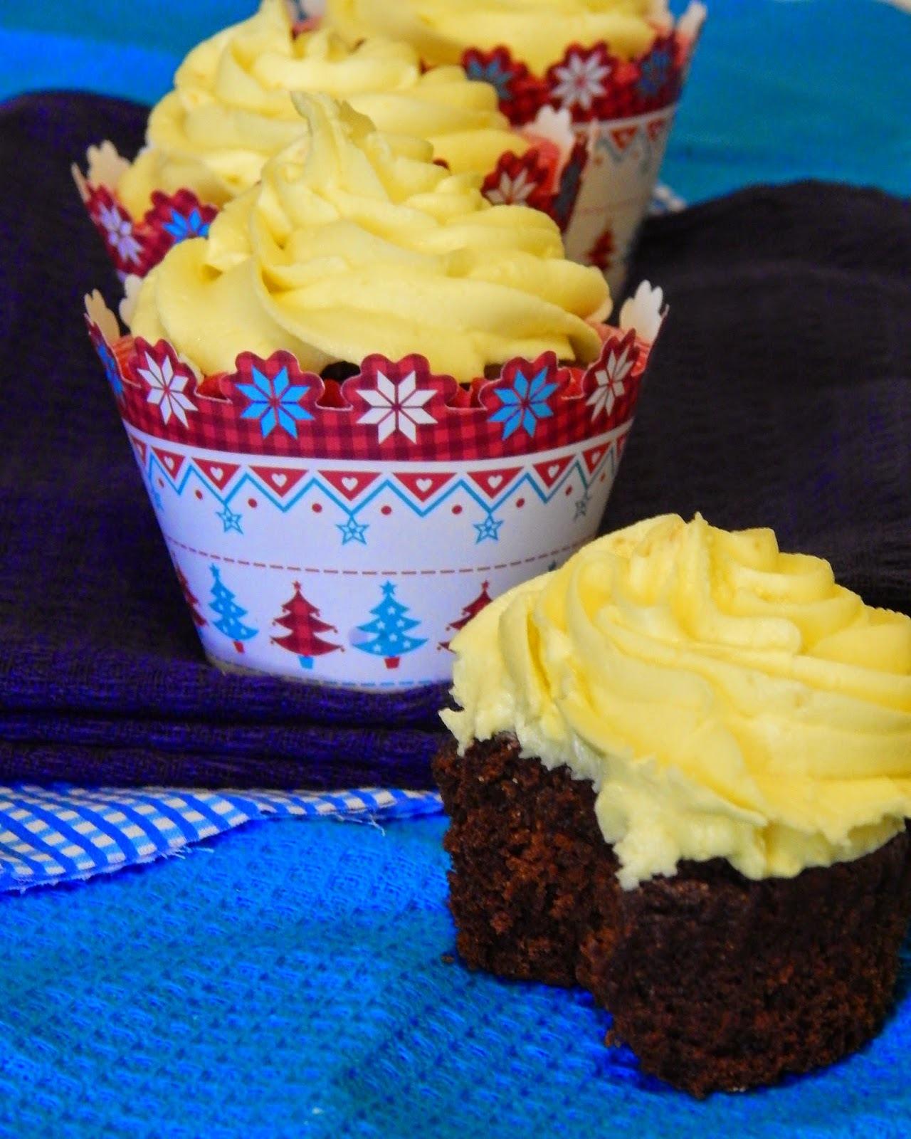 treacle cupcakes