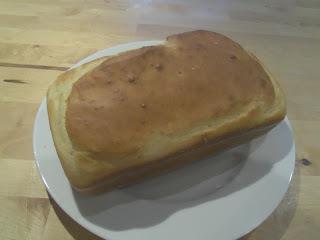de pão de mel de liquidificador fofinho