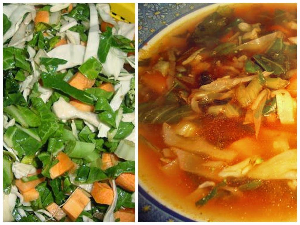 Sopa Juliana (Verduras)